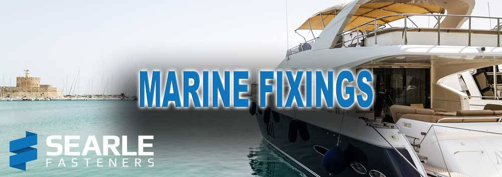 Stainless Steel Marine Fixings